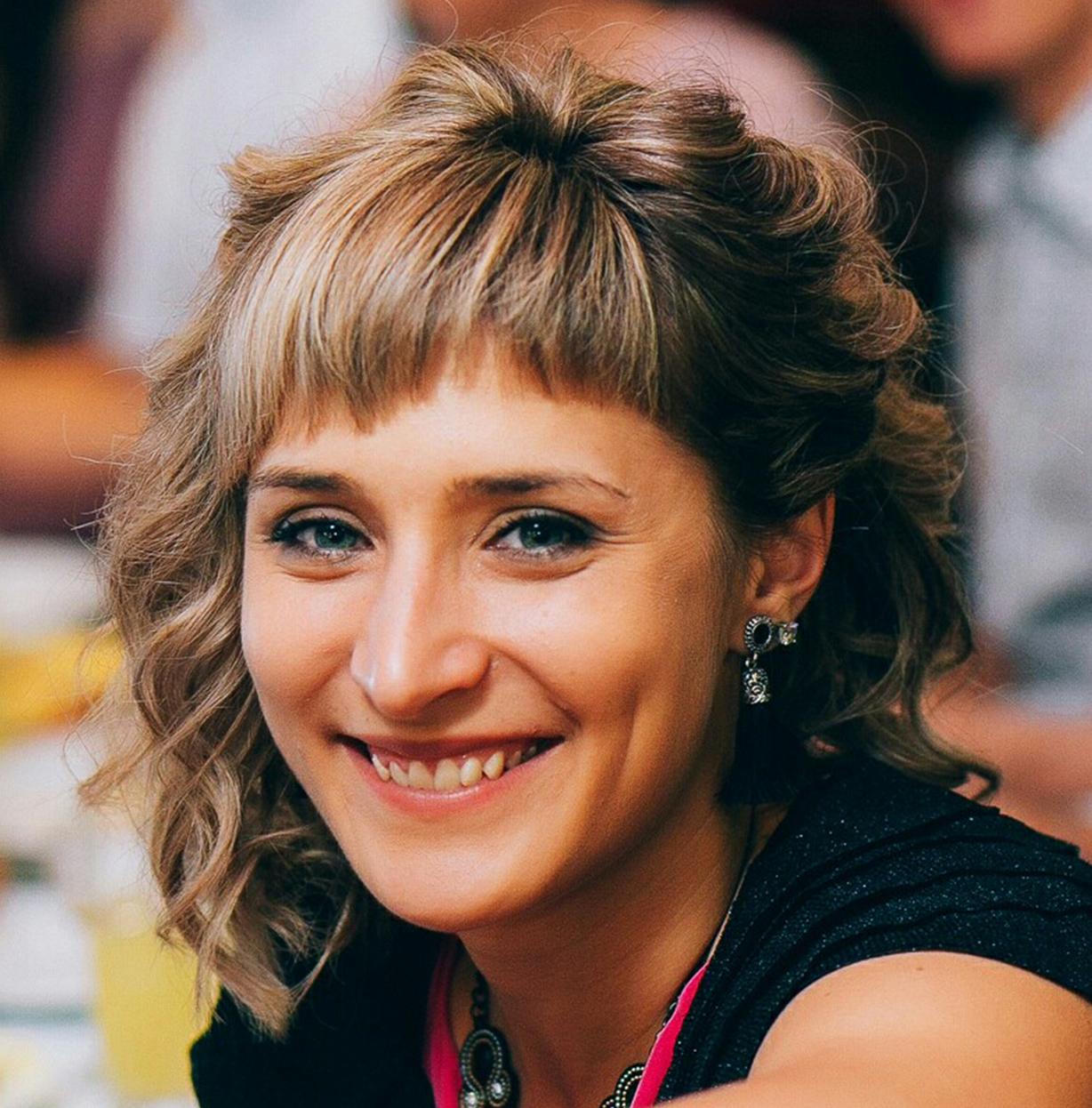 Елена Мустафина